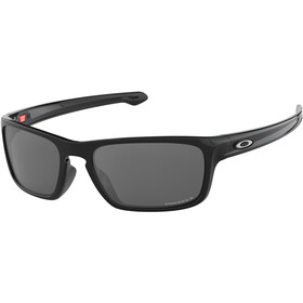 Oakley Sliver Stealth Brillenglas, polished black/prizm black polarized